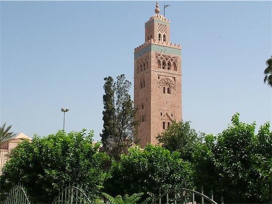 12 marrakech koutoubia moschea