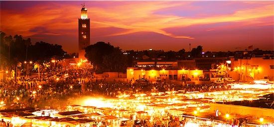 5 marrakech piazza