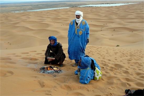 berberi deserto