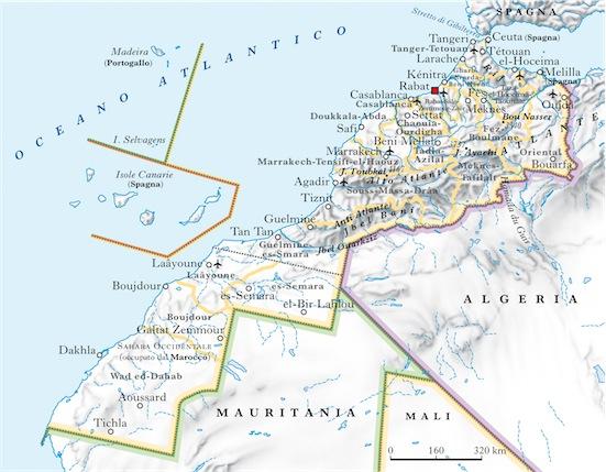 piantina marocco